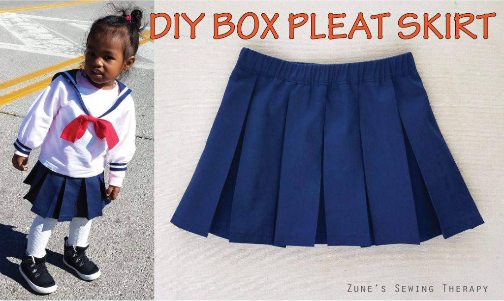 Girls Plain Box Pleated Mini Skirt Childrens Kids Elastic Waist School  Uniform Mini Skirt Active Skirts